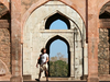 Beautiful Arches In Mandu