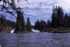 Bechler Falls - Yellowstone, Wyoming