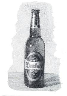 Beer Bottle In Dreher Museum