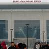 Beijing Estación del Norte