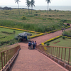 Bekal Fort Inside Viwe
