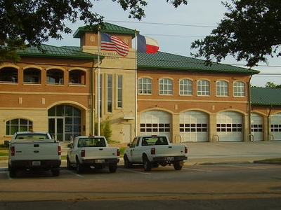 Bellaire New Fire Station