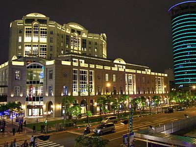Bellavita Shopping Center - Taiwan