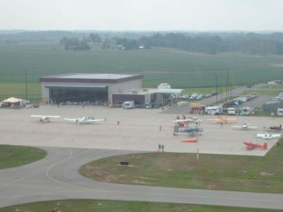 Bellefontaine  Airport