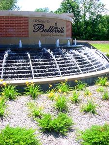 Belleville 2 C I L Sign
