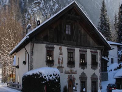 Bell-foundry House In Habichen Tyrol Austria