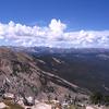 Bells & Capitol In Elk Mountain Range CO