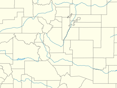 Bellvue Colorado Is Located In Colorado