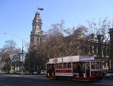 A Talking Tourist Tram