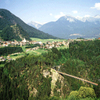 Benni Raich Bridge-Arzl Im Pitztal Austria