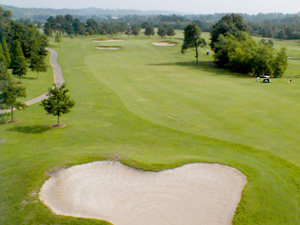 Bent Brook Golf Course - Curso 1