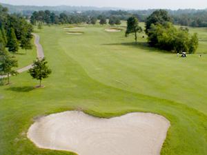 Bent Brook Golf Course - Course 1