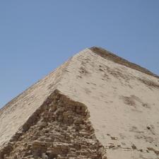 Bent Pyramid Angle