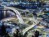 Bergen Night View - Norway