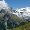 Berglandschap Vanaf Sorebois