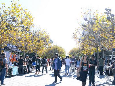 Berkeley Street CA