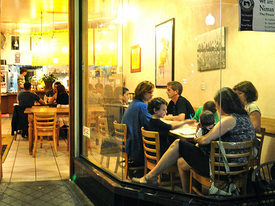 Berkeley Cafetaria CA
