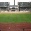 Interior View Of Olympic Stadium
