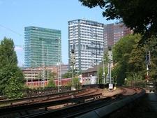 Berliner Tor Station
