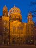 Berlin-Mitte Neue Synagoge