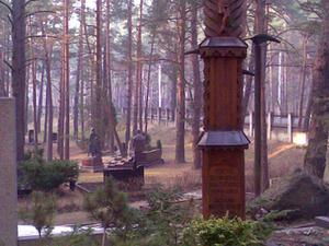 Petrasiunai Cementerio