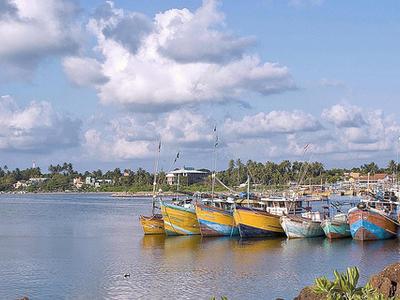 Beruwela And Bentota Beaches  Sri Lanka