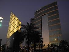 Beside Jw Marriott Hotel