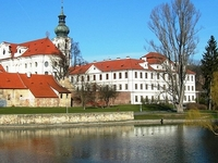 El Monasterio de Břevnov