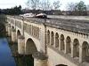 Canal Du Midi Crossing River Orb