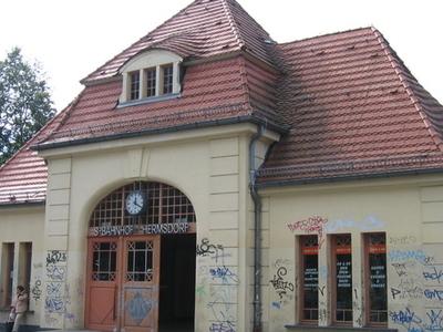 Berlin-Hermsdorf Station