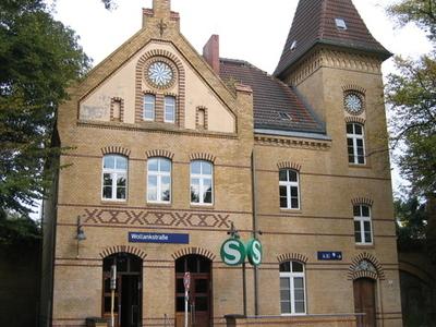 Berlin Wollankstraße Station