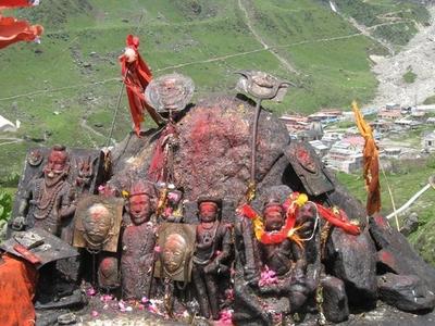 Bhairav Nath Temple - Kedarnath