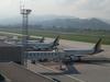BH Airlines Fleet Sarajevo Airport