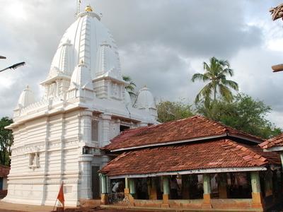 Bharadi Devi Mandir In Aanganechi Wadi