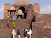 Bhojpur  Temple  Entrance