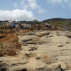 Bhushi Dam Rocky Side
