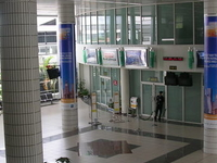 Bandar Seri Begawan Brunei Intl. Airport
