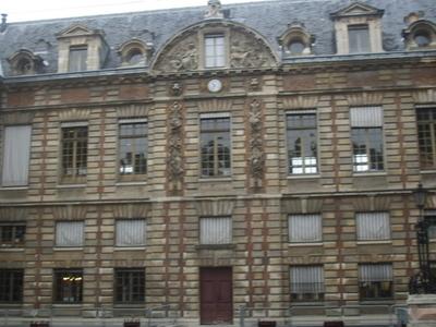 La Bibliothèque Nationale, 58 Rue De Richelieu