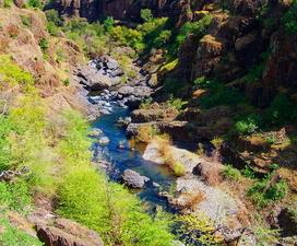 Gran Chico Creek