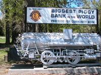 Biggest Piggy Bank