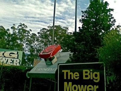 Big Mower, Beerwah