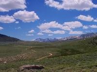 Big Pine Creek Trail Sur Tenedor