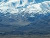 Big Pine In The Owens Valley Sierra Nevada Behind
