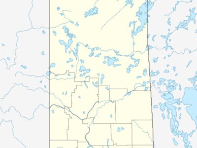 Big Quill No. 308 Saskatchewan Is Located In Saskatchewan