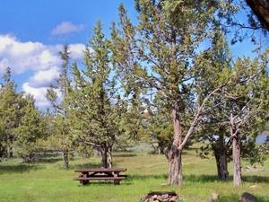 Reservoir Campground Gran