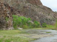 Big Sandy Río