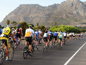 Racing bike tour from Port Elizabeth to Cape Town Photos