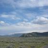 Biking Along Jackson Hole