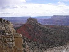 Bill Hall Trail Views - Grand Canyon - Arizona - USA