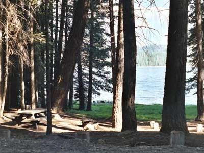 Billy Creek Picnic Site